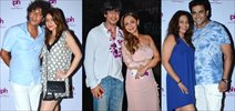 Shahrukh, Gauri Khan And Others At Planet Hollywood Beach Resort Goa