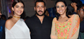 Prem Ratan Dhan Payo Family Get Together At Mehboob Studio