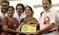 Celebs At Pandavar Ani Press Meet