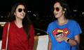 Parineeti And Sania Mirza Fly Off To Goa