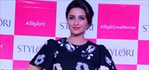 Parineeti Chopra  at Stylori Launch