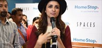 Parineeti Chopra At Spaces Event In Delhi