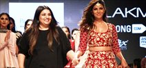 Nimrat Kaur Walks For Payal Singhal