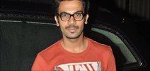 Raj Kumar Rao Snapped In Bandra