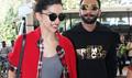 Ranveer & Deepika Depart For Bajirao Mastani Promotions