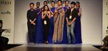 Rabani Rakha Show At AIFW 2015