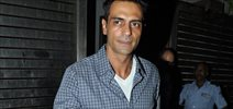 Arjun Rampal's Birthday Bash With Rock ON Cast And Crew At Farhan Akhtar House