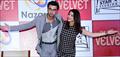 Ranbir and Anushka at Bombay Velvet game launch