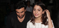 Ranbir & Anushka snapped as they return from Bombay Velvet promotions
