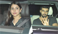 Ranbir Kapoor's bash for 'Bombay Velvet' at his residence