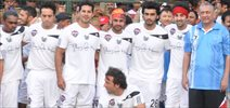 Ranbir, Arjun, Dino And Others Snapped At All Stars Football Match