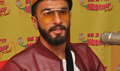 Ranveer Singh For Dil Dhadakne Do At Radio Mirchi