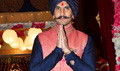 Ranveer SIngh Unveils Bajirao Mastani Song On The Sets Of Udaan