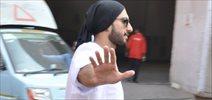 Ranveer Singh Snapped At Mehboob Studio