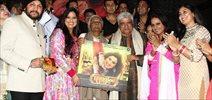 Riicha Sharma's Album Ranglee Launch With Javed Akhtar, Sonu Nigam And Mika Singh