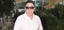 Rishi Kapoor returns back from the shoot of 'Kapoor & Sons'