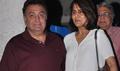 Rishi Kapoor And Neetu Snapped At Olive
