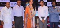 Anushka Shetty At Rudhramadevi Jewellery Has Been Introduced By NAC Jewellery