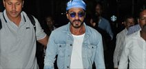 Shah Rukh Khan Arrives Back From Dilwale Shoot To Celebrate Gauri Khan's Birthday