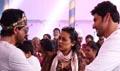 Shah Rukh Khan visits Brahmotsavam Sets