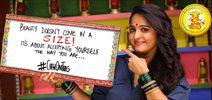 Size Zero Placards Campaign