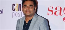 AR Rahman At Saga Launch