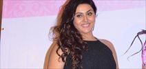Actress Namitha at Sakshi Wellness Press Meet