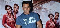 Salman Khan promotes 'Bajrangi Bhaijaan' at Mehboob Studio