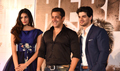 Salman Khan unveils HERO with Sooraj Pancholi and Athiya Shetty