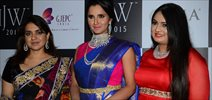Sania Mirza Walks At IIJW 2015