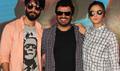 Shahid And Alia Unveil Shandaar Song 'Raita phail Gaya' At JW Marriot