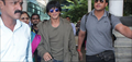 Shahrukh Khan returns from Fan delhi shoot
