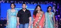 Shaina NC-Manish Malhotra Pidilite Show for CPAA