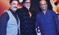 Shamitabh Music Launch With Big B, Kamal And Rajnikant