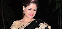Shilpa Chakravarthy in Black Saree