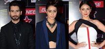 Shraddha, Aditi, Shahid at GIM...