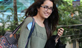Shraddha Kapoor Returns From Rock On Shillong Shoot