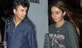 Shweta Nanda And Vikram Phadnis Snapped Post Dinner At Royal China