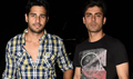 Sidharth Malhotra & Fawad Khan Snapped At Bajrangi Bhaijaan Screening