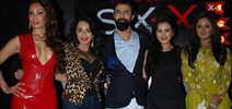 Ashmit And Sofia Hayat At Six Film Launch