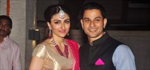 Soha and Kunal's Wedding Reception