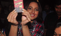 Sonakshi Snapped Post Dinner At Olive