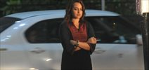 Sonakshi Sinha Shoots For Akira At Marine Drive