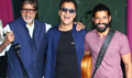 Amitabh Bachchan And Farhan Record A Song For Wazir