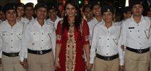 Huma Quereshi At Star Plus New Series Launch