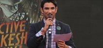 Sushant Singh Rajput at Byomke...