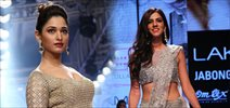 Tamannaah Bhatia and Nishka Lulla walk for Neeta Lulla
