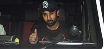 Ranbir Kapoor And Others At Tamasha Screening At Yashraj Studio
