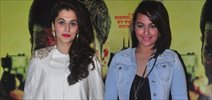 Taapsee Pannu And Sonakshi Sin...