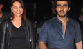 Arjun & Sonakshi Return Post Tevar Delhi Promotions